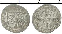 Изображение Монеты Майнц 1 крейцер 1661 Серебро VF Герб