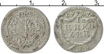 Изображение Монеты Нюрнберг 1 крейцер 1797 Серебро XF