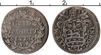 Изображение Монеты Ватикан 1/2 гроссо 1684 Серебро XF