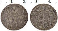 Изображение Монеты Ватикан 1 джулио 1817 Серебро VF Пий VII
