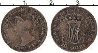 Изображение Монеты Парма 10 сольди 1816 Серебро XF Мария Луиза