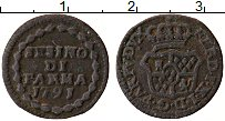 Изображение Монеты Парма 1 сесино 1791 Медь VF Герб