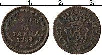 Изображение Монеты Парма 1 сесино 1784 Медь VF Герб