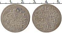 Изображение Монеты Турция 10 пар 1730 Серебро XF Султан Махмуд I