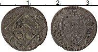 Изображение Монеты Нюрнберг 4 пфеннига 1764 Серебро VF N