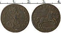 Изображение Монеты Германия Жетон 0 Латунь XF Император России Ник