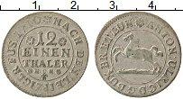 Изображение Монеты Брауншвайг-Люнебург 1/12 талера 1710 Серебро VF