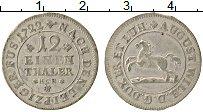 Изображение Монеты Брауншвайг-Люнебург 1/12 талера 1722 Серебро XF Лошадь