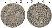 Изображение Монеты Саксония 1 грош 1629 Серебро VF Герб