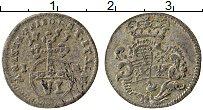 Изображение Монеты Саксен-Веймар-Эйзенах 6 пфеннигов 1753 Серебро VF Герб