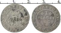 Изображение Монеты Германия Оснабрук 1 марьенгрош 1685 Серебро VF