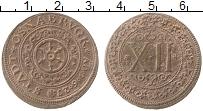 Изображение Монеты Оснабрук 12 пфеннигов 1627 Серебро XF