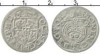 Изображение Монеты Польша 1 полторак 1662 Серебро VF
