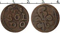 Изображение Монеты Ватикан 1 сольдо 0 Медь VF