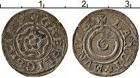 Изображение Монеты Германия Липпе-Детмольд 1 пфенниг 0 Серебро VF