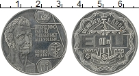 Изображение Монеты Нидерланды 2 1/2 экю 1992 Медно-никель UNC- Король Виллем I