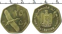 Продать Монеты Палестина 25 кирш 2010 Медно-никель