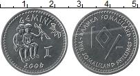 Изображение Монеты Сомалиленд 10 шиллингов 2006 Медно-никель UNC