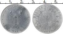 Продать Монеты Сомалиленд 10 шиллингов 2012 Медно-никель