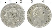 Изображение Монеты Саксония 1/6 талера 1851 Серебро VF