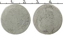 Изображение Монеты 1762 – 1796 Екатерина II 1 полуполтинник 0 Серебро VF-