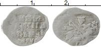 Изображение Монеты Царская Россия 1534 – 1584 Иван IV Грозный 1 копейка 0 Серебро VF