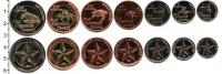 Изображение Наборы монет Чили Остров Робинзона Крузо Остров Робинзона Крузо 2014 2014  UNC-