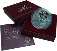 Изображение Подарочные монеты Австрия 20 евро 2013 Серебро Proof