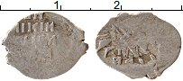 Изображение Монеты 1534 – 1584 Иван IV Грозный 1 копейка 0 Серебро VF НОВГОРОД   К ВА