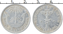 Изображение Монеты Биафра 1 шиллинг 1969 Алюминий XF