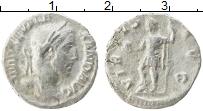 Изображение Монеты Древний Рим 1 денарий 0 Серебро XF- Александр Север 222-