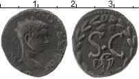 Изображение Монеты Древний Рим АЕ 3 0 Медь VF+ Антиохия