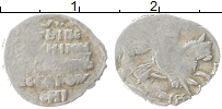 Изображение Монеты 1534 – 1584 Иван IV Грозный 1 копейка 0   ПСКОВ   Р ВИ