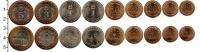 Изображение Наборы монет Таджикистан Таджикистан 2006 2006  XF+