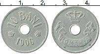 Изображение Монеты Румыния 10 бани 1906 Медно-никель XF-