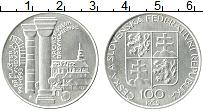 Продать Монеты Чехословакия 100 крон 1993 Серебро