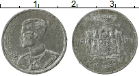 Изображение Монеты Таиланд 10 сатанг 1957 Цинк VF