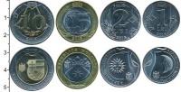 Изображение Наборы монет Молдавия Молдавия 2018-2020 2018  UNC