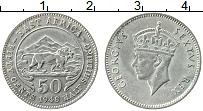 Продать Монеты Восточная Африка 50 центов 1949 Медно-никель
