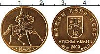 Продать Монеты Абхазия 100 рублей 2009 Золото
