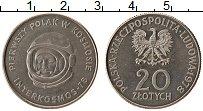 Изображение Монеты Польша 20 злотых 1978 Медно-никель UNC- Первый поляк в космо