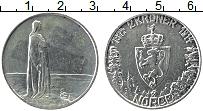Изображение Монеты Норвегия 2 кроны 1914 Серебро XF 100 лет конституции