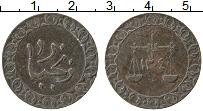 Изображение Монеты Африка Занзибар 1 песа 1887 Медь XF