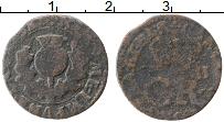 Изображение Монеты Шотландия 2 пенса 1663 Медь VF