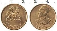Изображение Монеты Эфиопия 10 центов 1944 Медь UNC-