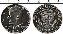 Изображение Мелочь США 1/2 доллара 2020 Медно-никель UNC Р. Джон Кеннеди