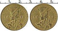 Изображение Монеты Германия Жетон 0 Латунь XF+