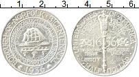Изображение Монеты США 1/2 доллара 1936 Серебро UNC Норфолк (Слаб PCGS M