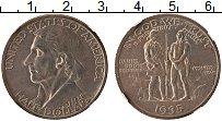 Изображение Монеты США 1/2 доллара 1935 Серебро UNC
