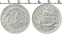 Изображение Монеты США 1/2 доллара 1935 Серебро UNC- 150 лет города Гудзо